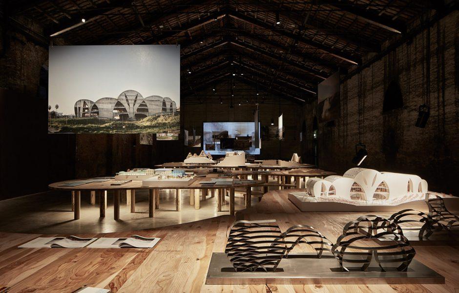 Consagra alla 16. Mostra Internazionale di Architettura. Arcipelago Italia, Venezia 2018
